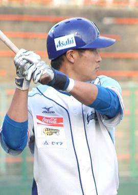 徳島インディゴソックス時代のジェフン選手