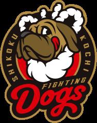 SHIKOKU KOCHI FIGHTING Dogs