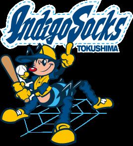 Indigo Socks TOKUSHIMA